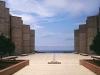 """""""Instituto Salk"""", Louis Kahn, 1965, ulima, arquitectura"""