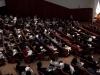 El público en el Auditorio Central.