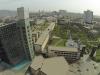vista aérea del campus actual