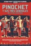 Pinochet y sus tres generales