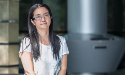 La profesora Lilian Kanashiro.
