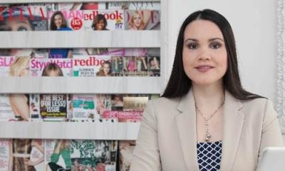 Vanessa Simonetti (Administración) estudió asesoría de imagen en London Image Institute.