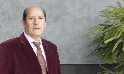 Arístides Sotomayor, ingeniero de minas y docente de la Carrera de Ingeniería Industrial, presentará 'Tecnologías limpias, medio ambiente y comercialización de minerales' en la Feria del Libro Ricardo Palma.