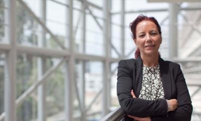 Paloma Carcedo, docente de Arquitectura.