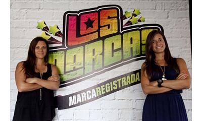 Alexandra Aramburú y Pamela Flores, ambas de Comunicación y fundadoras de Marca Registrada.