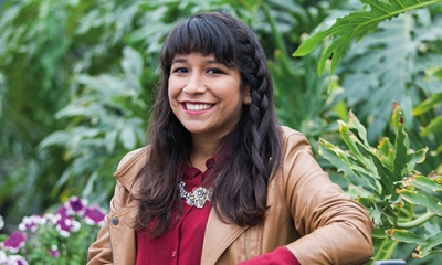 Sofía Álvarez (Comunicación) asumió un compromiso con el medio ambiente y ganó un concurso internacional de fotografía que la llevó a conocer Sudáfrica.