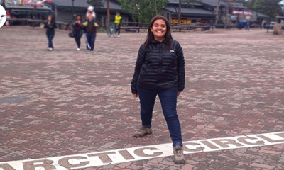 Analucía Rodríguez Dávila (Comunicación) es experta en marketing digital, y escribe un blog mientras viaja por el mundo.