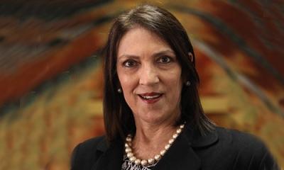 Mónica Berger (Comunicación) es gerente de Desarrollo de Talento en Lee Hecht Harrison - DBM Perú.