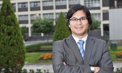 Octavio Chon Torres, profesor de Psicología y de Estudios Generales.