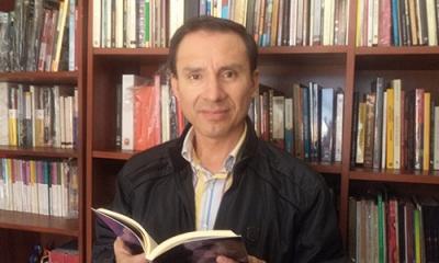 Selenco Vega Jácome, investigador y profesor en Estudios Generales.
