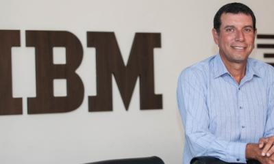 Álvaro Merino (Ingeniería Industrial) es gerente general de IBM Perú.
