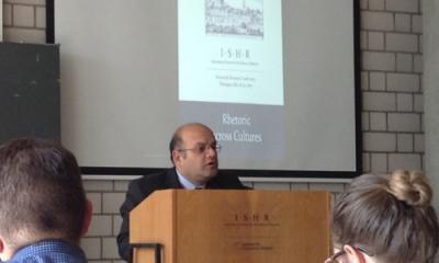 Camilo Fernández Cozman, investigador y docente Ulima.