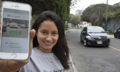 Ivonne Quiñones (Ingeniería Industrial), nuestra egresada detrás de Urbaner.