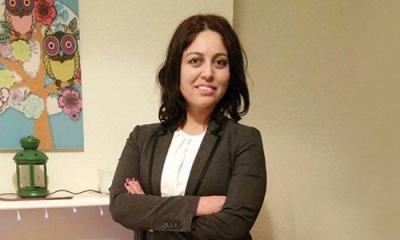 Cinthia Ezcurra (Ingeniería Industrial) vive en España, desde donde mantiene una tienda virtual de ropa europea orientada a Latinoamérica.