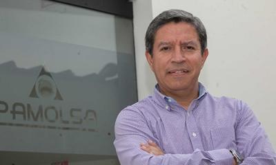 Ricardo Antonio Echegaray (Ingeniería Industrial) es gerente de Logística en Pamolsa.
