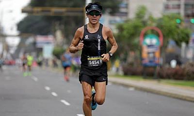 Walter Takano (Ingeniería Industrial) es empresario, 'coach' deportivo y corredor.