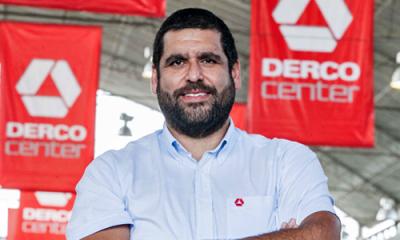 Erwin Ludmann (Ingeniería Industrial) es gerente de Derco Parts en Derco Perú.
