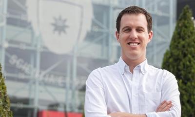 Jaime Sotomayor (Ingeniería de Sistemas) vive en San Francisco, donde se dedica a la biotecnología.