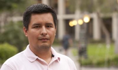 Julio Mori (Negocios Internacionales).