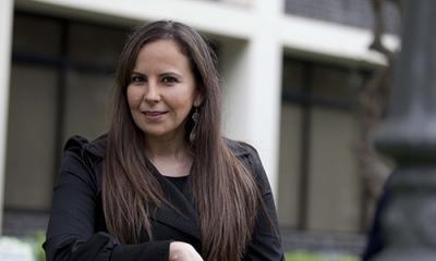 Almudena Pérez Tello, profesora de Psicología en la Ulima y psicoterapeuta.