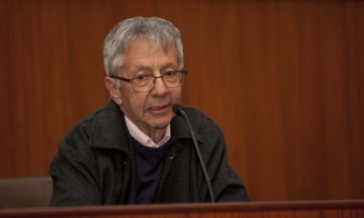 El arquitecto Alberto Saldarriaga Roa.