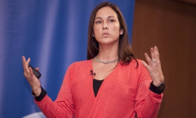 Carla Zapata, comunicadora Ulima.