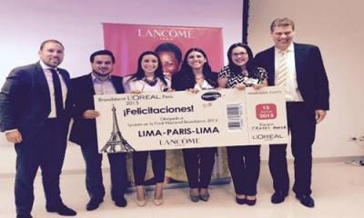 Nuestras alumnas de Administración viajarán a París para la final del Concurso Brandstorm L'Oréal 2015.