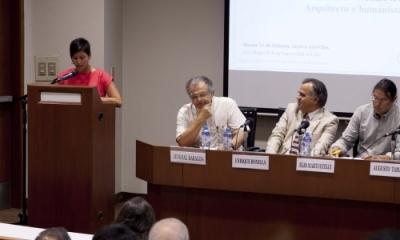Ángeles Maqueira, Juvenal Baracco, Enrique Bonilla di Tolla y Elio Martuccelli.