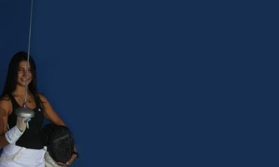 Blanca Kometter (Ingeniería Industrial) hará pentatlón moderno en Toronto 2015.