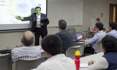 Álex Vidal definió las características de una 'startup' y del sistema emprendedor peruano.