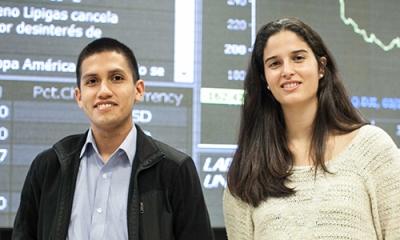 Walter Cuba y Catalina Luna (Economía) llevarán el Curso de Extensión de Economía Avanzada del BCRP.