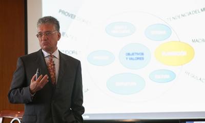 Gustavo Vigueras López, docente del MBA Ulima.