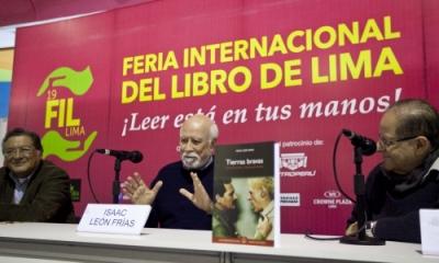 Emilio Moscoso, Isaac León Frías y Fernando Ruiz.