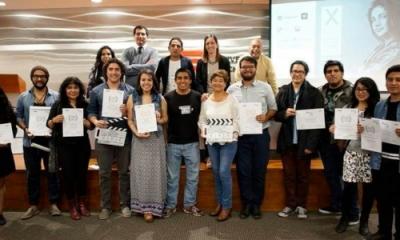 Premiación del X Festival Nacional de Cortometrajes Universitarios Cortos de Vista