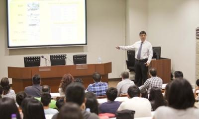 Erich Saettone es profesor de Ingeniería Industrial e investigador del IDIC.