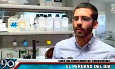 Rodrigo Coquis en Canal 2.