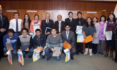 Ganadores del V Concurso FIS.