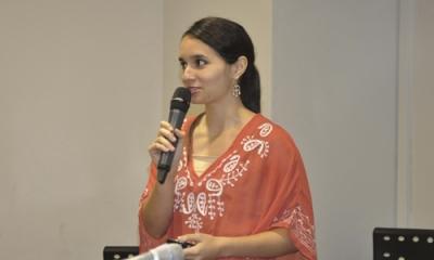 Andrea Solano (Marketing) trabaja en Wigo.
