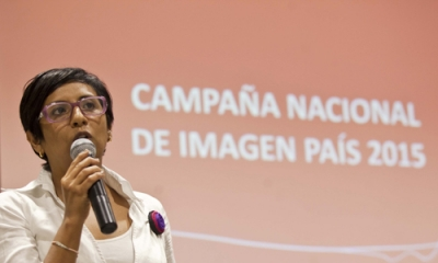 Corina Canales, de PromPerú, habló sobre las estrategias de la Marca Perú.