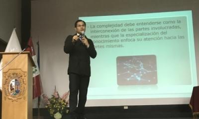 Octavio Chon, coordinador de Grados y Proyectos de la Escuela de Posgrado de la Universidad de Lima.