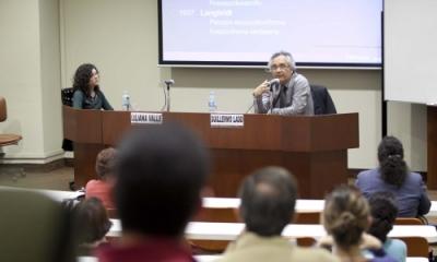 El Dr. Guillermo Ladd en el Jueves de Psicología.