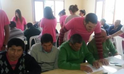 Visita de alumnos Ulima de Psicología al Hospital Larco Herrera.