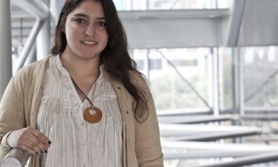 Camila Gálvez Petzoldt (Arquitectura) participará en la XV Bienal Internacional de Arquitectura de Buenos Aires.
