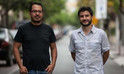 Erick Galván y José Rivera (Comunicación) hicieron un comercial para Colgate que se verá en el Super Bowl.