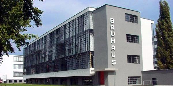 """Bauhaus"" , Walter Gropius, 1926, ulima, arquitectura"