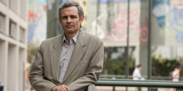 Gabriel García Higueras, profesor de Estudios Generales.