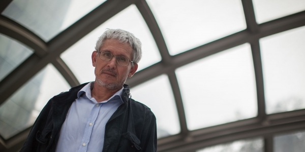 Umberto Roncoroni, profesor e investigador de la Ulima.