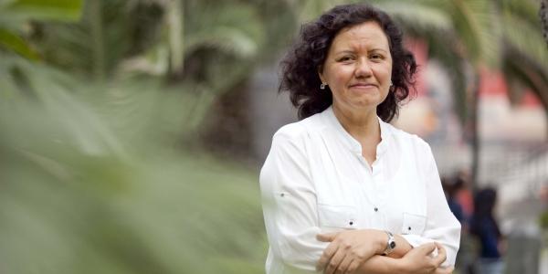 María Mendoza Michilot, docente de Comunicación e investigadora del IDIC.