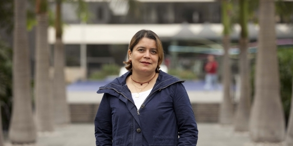 Yolanda Castro Robles (Pontificia Universidad Javeriana de Colombia).