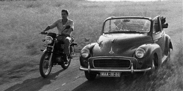 """Fotograma de la película portuguesa """"Tabú"""", de Miguel Gomes."""
